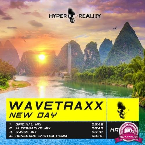 Wavetraxx - New Day (2018)