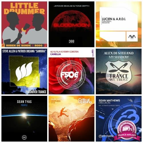Fresh Trance Releases 002 (2017)