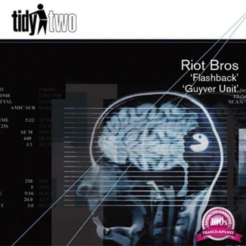 Riot Brothers - Flashback / Guyver Unit (2018)