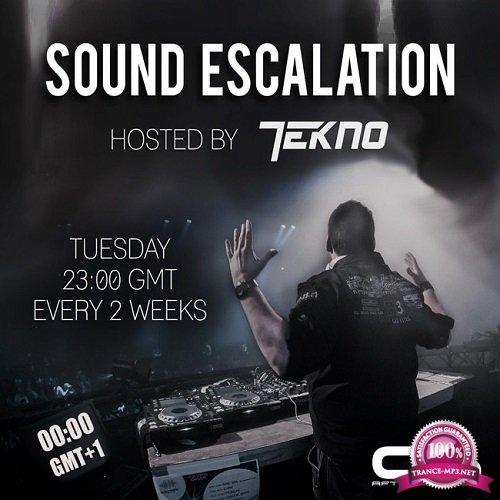 TEKNO & DIM3NSION - Sound Escalation 124 (2018-01-23)