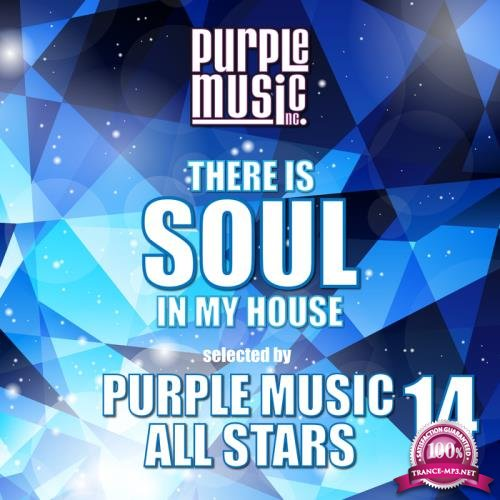 There Is Soul In My House - Purple Music All Stars, Vol. 14 (2018)