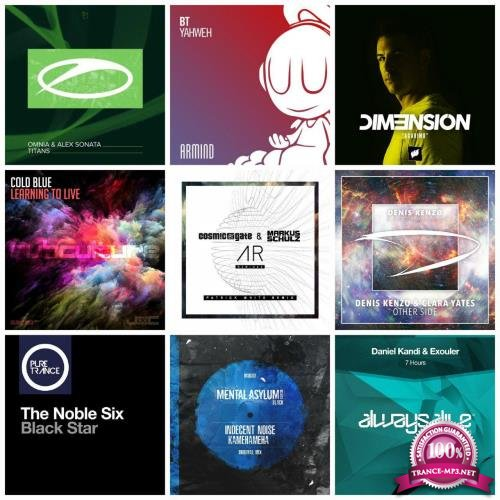 Fresh Trance Releases 003 (2018)