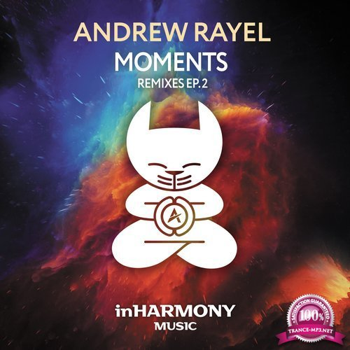 Andrew Rayel - Moments (Remixes) EP2 (Extended Mixes) (2018)