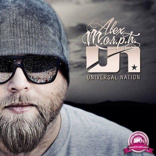 Alex M.O.R.P.H. & Steve Dekay - Universal Nation 148 (2018-01-29)