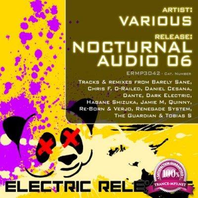 Nocturnal Audio 06 (2018)