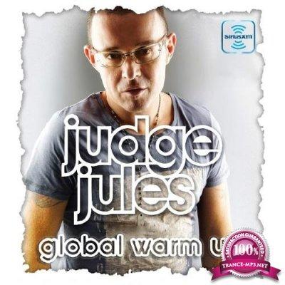 Judge Jules - Global Warmup 721 (2018-01-01)