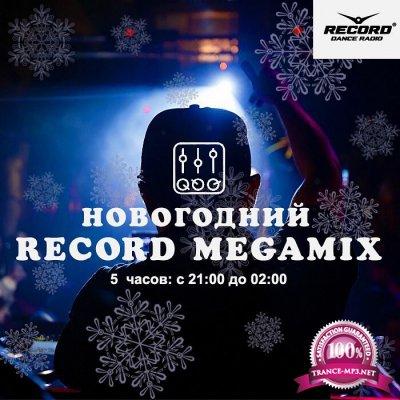 Новогодний Record Megamix by DJ Peretse (01-01-2018)