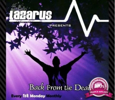 Lazarus - Back From The Dead Episode 213 (2018-01-01)