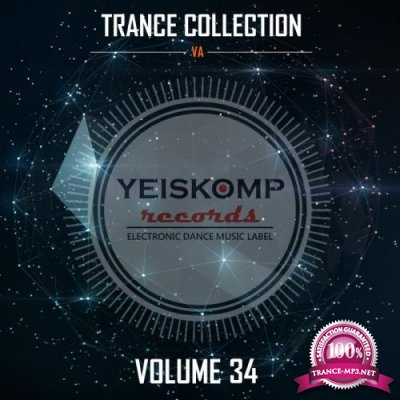 Trance Collection By Yeiskomp Records, Vol. 34 (2018)