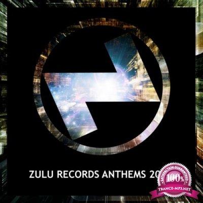 Zulu Records Anthems 2018 (2018)