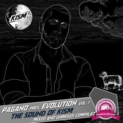 Pagano presents Evolution, Vol. 1 (2018)