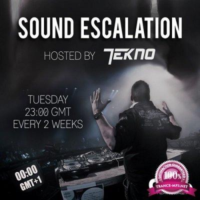 TEKNO & Artento Divini - Sound Escalation 123 (2018-01-09)