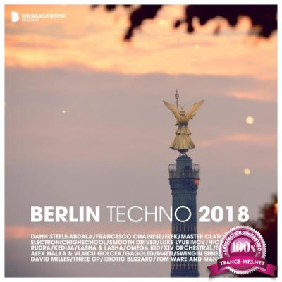 Berlin Techno 2018 (2018)