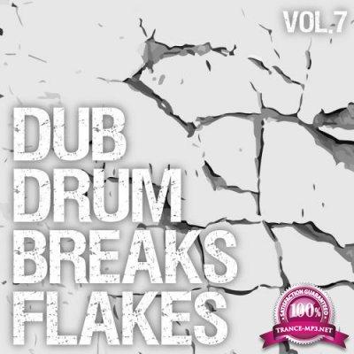 Dub Drum Breaks Flakes, Vol. 7 (2018)