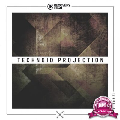 Technoid Projection Issue 1 (2018)