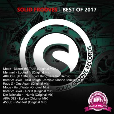 Solid Grooves Best Of 2017 (2018)