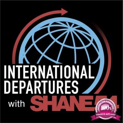Shane 54 - International Departures 407 (2018-01-15)