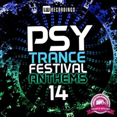 Psy-Trance Festival Anthems Vol. 1 (2018) FLAC