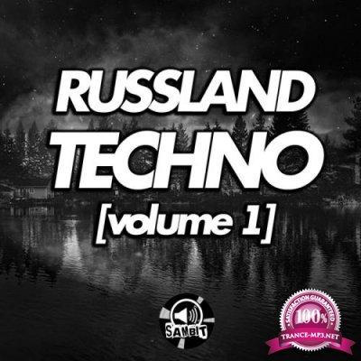 Russland Techno Vol 1 (2018) FLAC