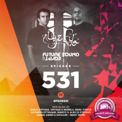 Aly & Fila - Future Sound of Egypt 531 (2018-01-17)