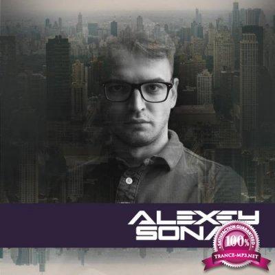 Alexey Sonar - Skytop Residency 033 (2018-01-17)