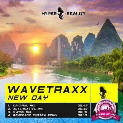 Wavetraxx - New Day (2018)