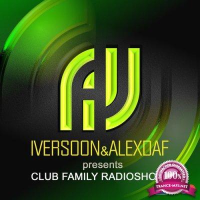 IIversoon & Alex Daf - Club Family Radioshow 141 (2018-01-22)