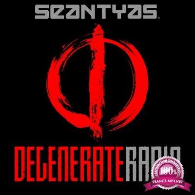 Sean Tyas - Degenerate Radio Show 124 (2018-01-22)