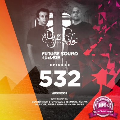 Aly & Fila - Future Sound of Egypt 532 (2018-01-24)