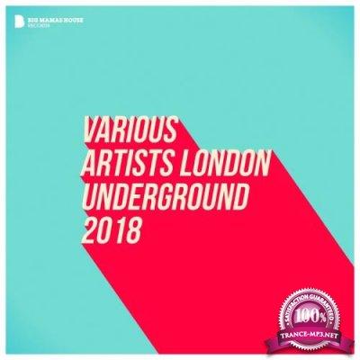 London Underground 2018 (2018)