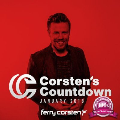 Ferry Corsten Presents Corsten's Countdown January 2018 (2018)