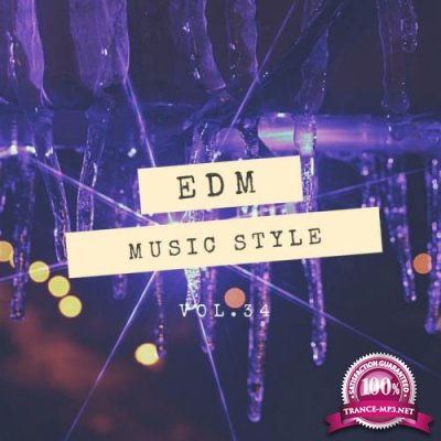 Sliver Recordings: Edm Music Style, Vol. 34 (2018)