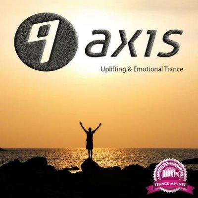 9Axis - Uplifting Souls 058 (2018-01-26)