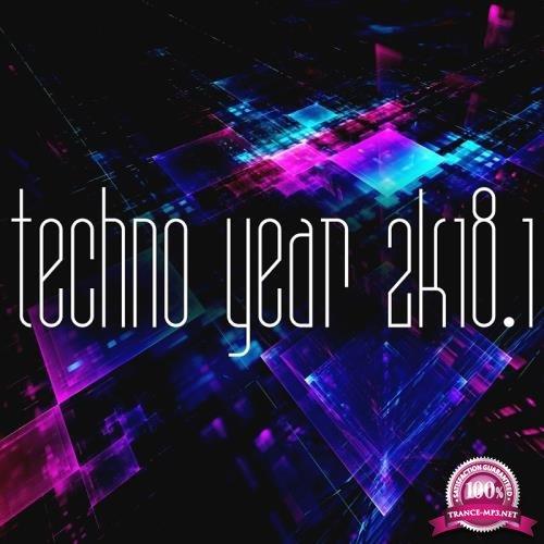 Techno Year 2K18, Vol. 1 (2018)