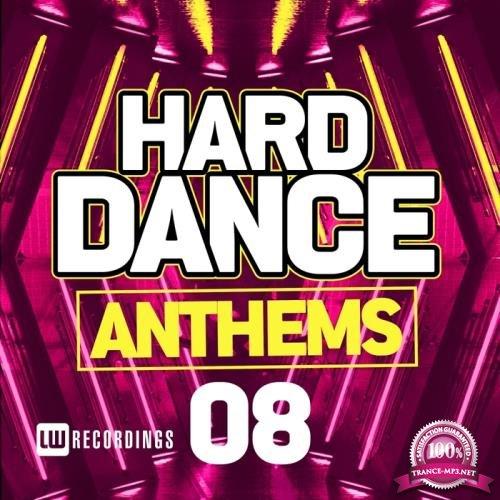 Hard Dance Anthems, Vol. 08 (2017)