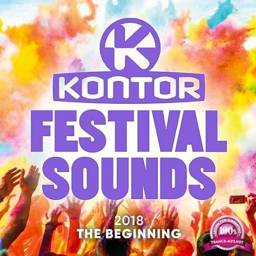 Kontor Festival Sounds 2018 The Beginning (2018) FLAC