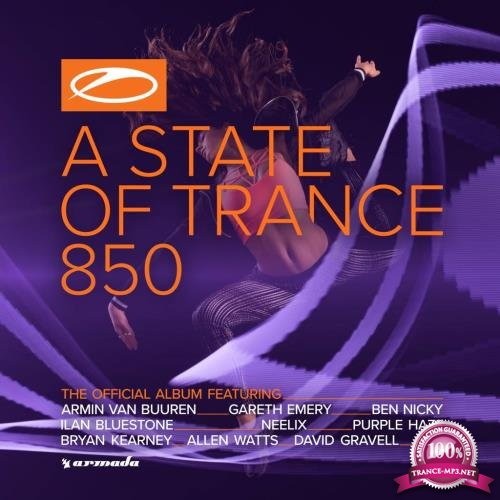 A State Of Trance 850 Compilation (Mixed By Armin van Buuren) (2018)