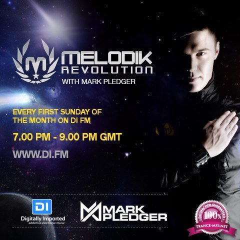 Mark Pledger - Melodik Revolution 061 (2018-02-04)