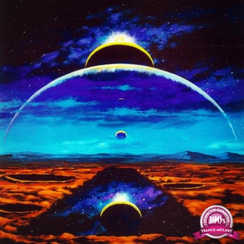 Cosmic Nomads 001 (2018)