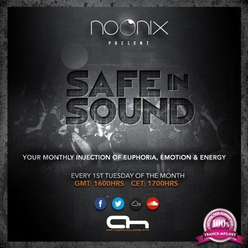 Noonix - Safe in Sound 072 (2018-02-06)