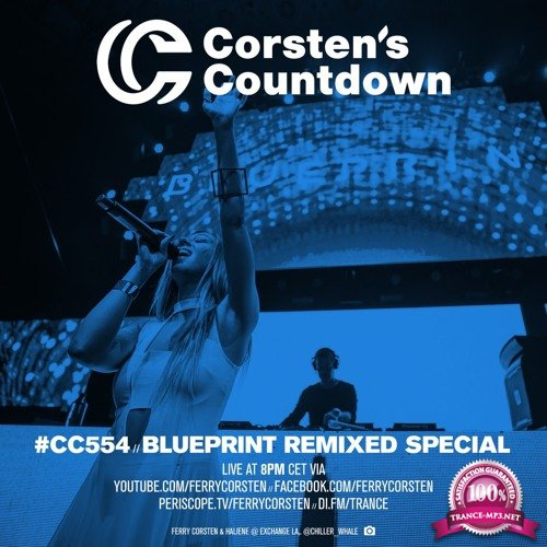 Ferry Corsten - Corsten's Countdown 554 (2018-02-07)