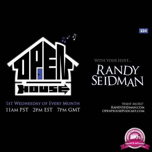 Randy Seidman - Open House 156 (2018-02-07)