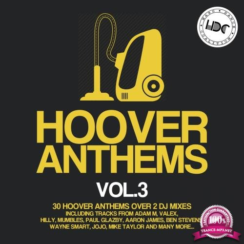 Hoover Anthems Vol 3 (2018)