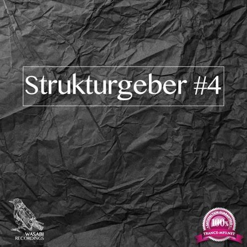 Strukturgeber #4 (2018)