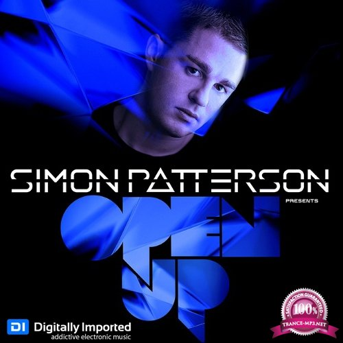 Simon Patterson - Open Up 213 (2018-02-13)