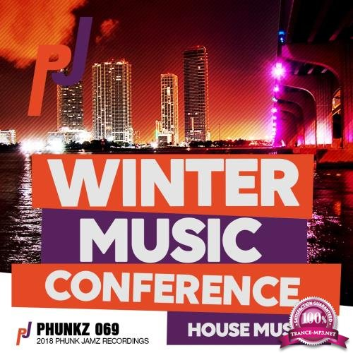 Winter Music Conference House Music (2018)