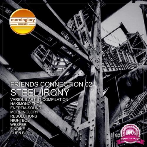 Friends Connection, Vol. 2 Steel Irony (2018)