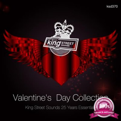Valentine's Day Collection (King Street Sounds 25 Years Essentials) (2018)