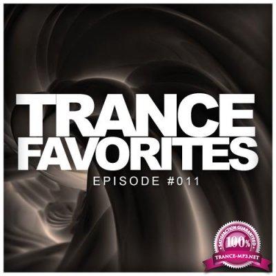 Trance Favorites: Episode #011 (2018)