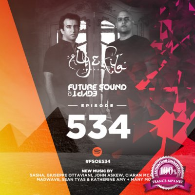 Aly & Fila - Future Sound of Egypt 534 (2018-02-07)